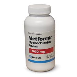 What is metformin taken for